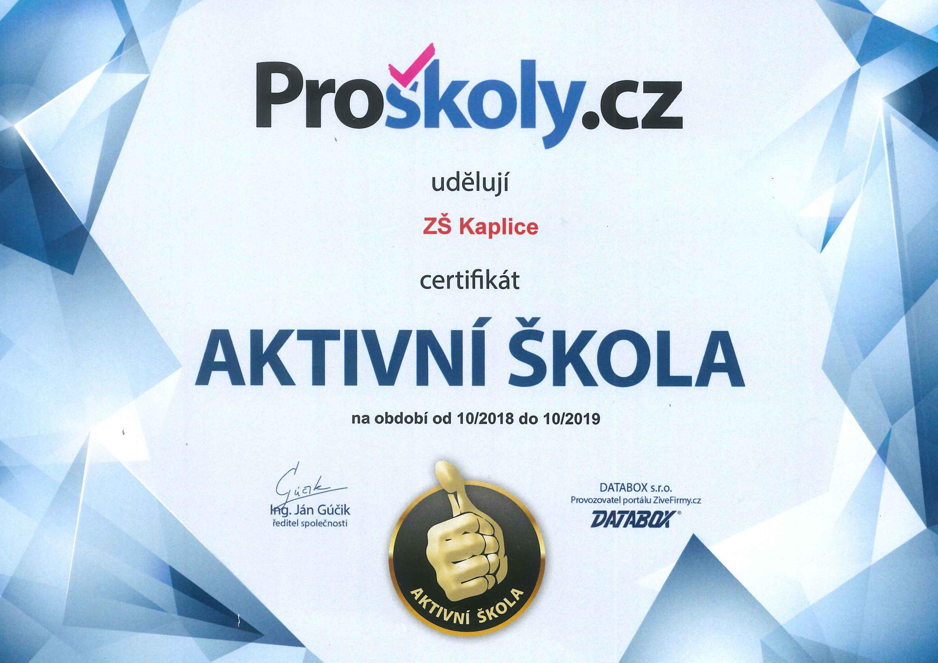 Pro školy.cz